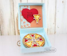 Confessions of a Paperholic: Taylored Expressions...You've Stolen A Pizza My Heart