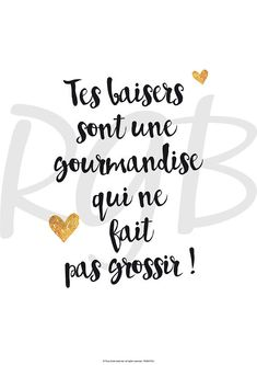 Show your love with candy phrases dimension 297 X 42 cm good Positive Attitude, Positive Quotes, Quote Citation, Love Posters, Love Phrases, French Quotes, Visual Statements, Romantic Love Quotes, Sweet Words