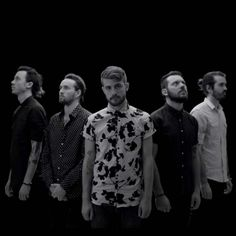 Hands Like Houses Interview – Trenton Woodley