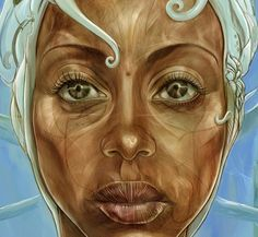 erykah badu artwork