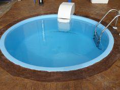 Para los amantes de lo singular, una piscina diferente a las demás.
