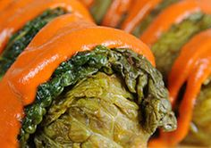 Braised Cabbage Rolls, sauce looks tasty