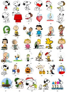 Colorful Charaters Charlie Brown Y Snoopy, Charlie Brown Christmas, Snoopy Birthday, Snoopy Party, Snoopy And Woodstock, Snoopy Love, Peanuts Snoopy, Peanuts Cartoon, Peanuts Comics