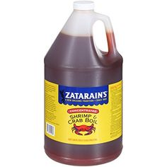 Zatarains Concentrated Crab and Shrimp Boil, 4 fl oz