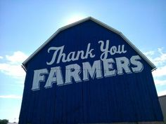 Culver's says thanks to farmers and donates to the National FFA Organization. #FFA