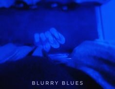 """Check out new work on my @Behance portfolio: """"Blurry Blues"""" http://be.net/gallery/50651153/Blurry-Blues"""
