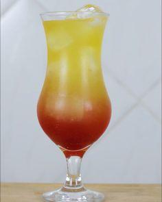 Tequila Sunshine   Já deixa seu like e comentário pois o vídeo está lindo!  Drink da semana no canal do YouTube do Bebida Liberada.  #bebidaliberada #tequila #drink #drinks #bartenders #coquetel