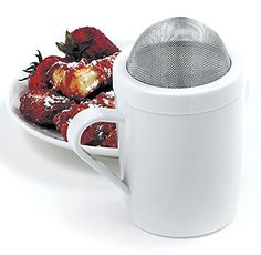 Norpro Multipurpose Sugar Flour Powdered Sugar Shaker Dust Sifter New Kitchen Tools http://www.amazon.com/dp/B00Q8XAX8W/ref=cm_sw_r_pi_dp_0GP4ub07D1Y7R