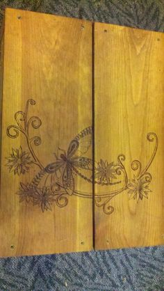 Woodburned table for sale $50 in Sacramento, call/text 916-599-0792 Pallet Furniture For Sale, Homemade Tables, Sale 50, Sacramento, Home Decor, Doors, Decoration Home, Room Decor, Home Interior Design