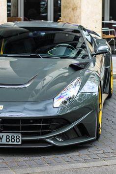 Ferrari Novitec Rosso F12