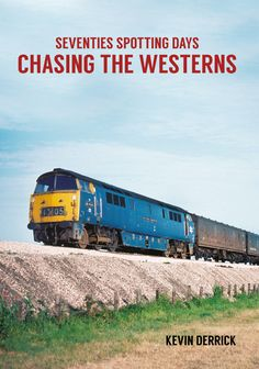 Seventies Spotting Days Chasing the Westerns is a full-colour photographic album, depicting the final few years of the Class 52 Westerns from 1974 to the latter 1970s.