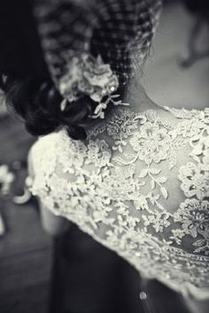 Custom Lace Bridal Shrug by pineconecabin on Etsy
