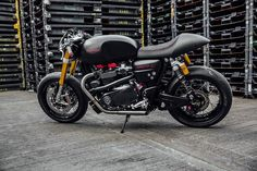 Triumph build supercharged T120s for Glemseck 101 | MCN