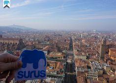 #Surus a Bologna (Italia) / Surus in Bologna (Italy) ☛ www.surus.org