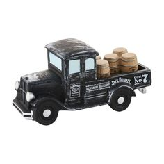 Department 56 Jack Daniels From Jack Daniel's Delivery Truck Village Accessory 2.24 In