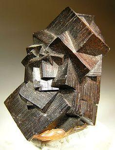 Система: Тиллман / Любимые минералы из Википедии - свободной энциклопедии