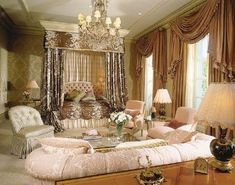 Luxury bedrooms with inspiring ideas to help transform your own bedroom into a… #luxurybedroomsuite