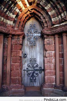 Doors around the world....