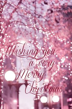 -Beautiful Merry Christmas
