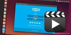 Ahora las video-llamadas de Skype se encuentran disponibles para Linux