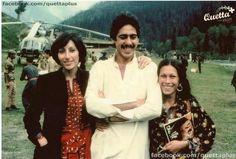 Benazir Bhutto in a balochi dress