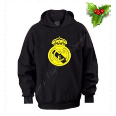 Real Madrid Hoodie...Perfect Christmas gift for your soccer fan at home. Sizes available S M L XL starting at $28 plus shipping...Logo can be done in different colors. Inquiry about more designs color and sizes @cynthiascraftsinvirginia  #hoodie #soccer #soccerhoodie #futbol #christmasgift #sports #athletic #ordernow #realmadridfans #soccerfans #personalized #custommade #sportclothes #cynthiascraftsinvirginia #custom #soccerplayer #soccerislife #soccerfan #realmadrid #halamadrid #ronaldo…