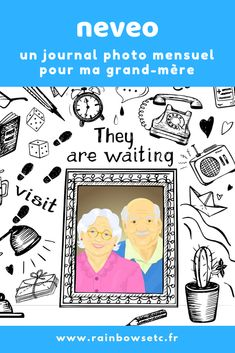 Neveo: un journal photo mensuel pour ma grand-mère – Rainbows etc Journal Photo, Photos, Comics, Grands Parents, Internet, Usa, Blog, Pictures, Blogging