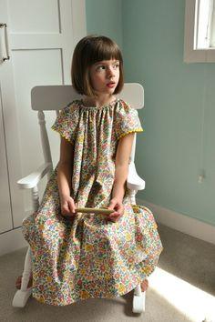 http://www.aestheticnest.com/2012/04/sewing-angel-sleeve-tea-party-dress.html