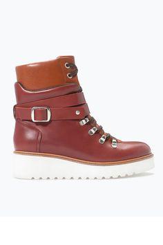 100 paires de bottines à shopper d'urgence pour un hiver tendance
