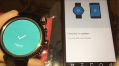 awesome How to pair your Zenwatch/Android wear watch