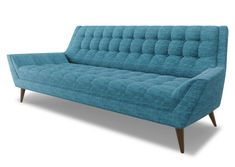 Cleveland Sofa - fromThrive Furniture. They specialize in handcrafted Mid-Century furnishings. Great site for anyone who loves Mid-Century, but very pricey (at least for me!). Still, I love their furniture.