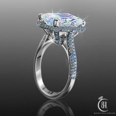 """Beverly Hills Jewelers (@bhjewelers) """"#TrendingTuesday: Cushion Cuts & Stunning Side-View Settings!  What are some of your favorite 2017…"""""""