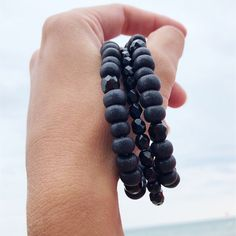 Handmade Bracelets!  #handmade  #black #bracelets #polymère Black Bracelets, Shopping Mall, Handmade Bracelets, Polymer Clay, Jewels, Ideas, Shopping Center, Jewerly, Black Braces
