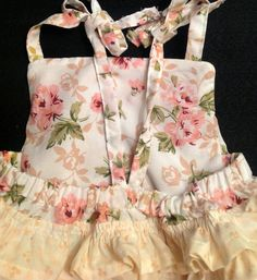 Baby girl clothes baby romper baby girl by DevineBabyBoutique, $40.00