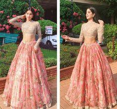 Weddings to attend? 50 celeb-inspired lehengas and saris for you Indian Lehenga, Lehenga Designs, Indian Wedding Outfits, Indian Outfits, Wedding Attire, Indian Attire, Indian Wear, Pakistani Dresses, Indian Dresses