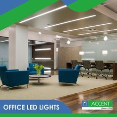 The office - Fashionable and a deadly of with with these trendy LED The ultra-slim panels are not only efficient but low on and Add a touch of to your living room with these eco-friendly LED lights. The Office, Innovation, Eco Friendly, Slim, Touch, Lights, Living Room, Luxury, Home Decor