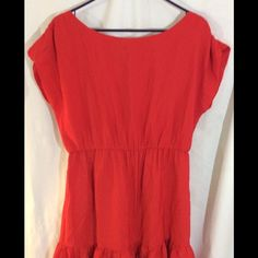 Red MM Couture Dress Red MM Couture Dress new no tags. Large Miss Me Dresses
