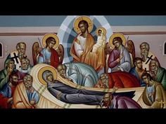 Adormirea Maicii Domnului - YouTube Blacks In The Bible, Literary Genre, Byzantine Icons, Orthodox Icons, Faith In God, Ciel, Holidays And Events, Saints, Scene