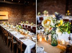 Chic Brooklyn Wedding | Lauren Gabrielle Photography