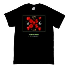 Hotsy Totsy Club Neon Sign T-Shirt