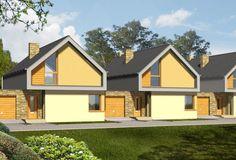 DOM KR2-10 - gotowy projekt domu