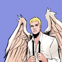Lucifer Morningstar in Lucifer #2 (2016)