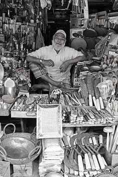 Shot in Mysore Market on a busy day. The man in this vendor greeted me with a salam and gracefully allowed me to take his photo. Mysore, Light In The Dark, The Man, Inspire, India, Marketing, Black And White, History, Create