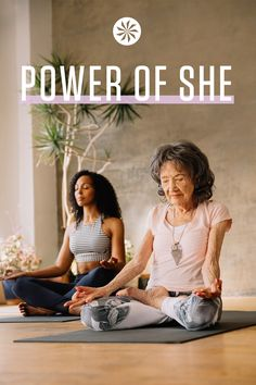 As women around the world join forces, the mission of Power of She reflects their unique efforts to create lasting change. Watch the videos and learn more about each of their stories.