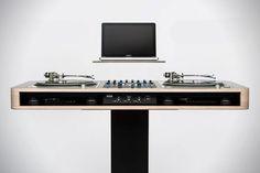 Hoerboard Stereo T DJ Workstation 0 Console pour DJ par Hoerboard 1200$