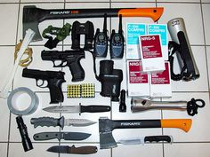 If you get seriously injured in a bug out situation, that extremely well might b… – Everything About Camping 2020 – bushcraft camping Survival Items, Survival Supplies, Survival Knife, Survival Prepping, Emergency Preparedness, Survival Gear, Survival Skills, Survival Stuff, Zombie Apocalypse Survival