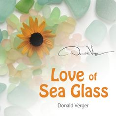 Possible book cover for sea glass art gift book
