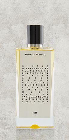 ∴ Agonist parfums