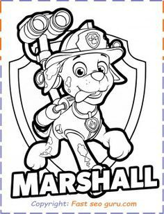 Free Printable Pawpatrol Marshall Coloring Pages For Kids Paw Patrol Coloring Sheets To Pr Paw Patrol Coloring Pages Paw Patrol Coloring Marshall Paw Patrol