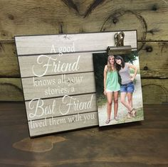 Bff Gifts, Sister Gifts, Best Friend Gifts, Cute Gifts, Gifts For Friends, Best Friends, Best Friend Christmas Gifts, Christmas Presents, Best Friend Birthday